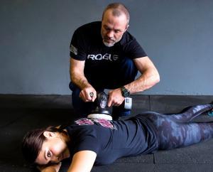 BuffEnuff Cordless Percussion Massager Partner Massage