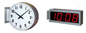 Accurate Reliable Synchronized Wifi Clocks