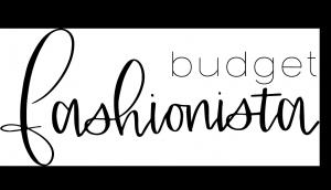 The Budget Fashionista logo
