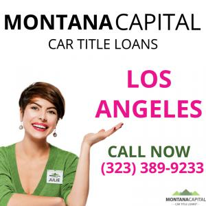 Title Loans in Los Angeles