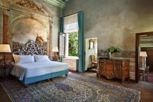Villa F Venice Italy Bedroom