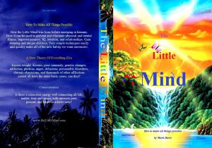"""""""The Little Mind"""" back and front cover image"""
