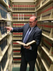 Jared Elliott Stolz, insurance lawyer, New Jersey