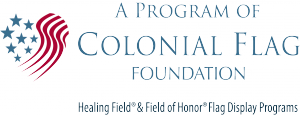 A Program of Colonial Flag Foundation Logo