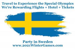 Party in Sweden