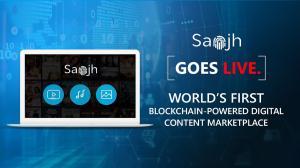 Sanjh - Digital Media Content Marketplace