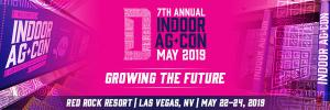 Indoor Ag-Con, May 22-24, 2019 at the Red Rock Resort, Las Vegas, NV