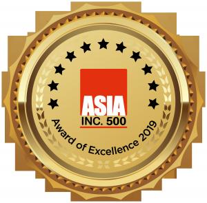 AI500 Badge 2019