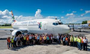 Cayman Airways 2