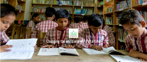 Upliftment in India through Education of Children