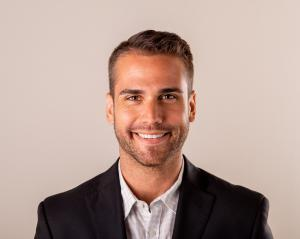 Derek Thomas, vice president of Business Development at Veritas Farms, Inc.