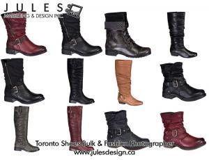 Toronto Bulk Fashion Photography Boot Markham Brampton Mississauga