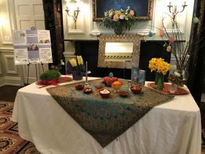 Nowruz table State 2019