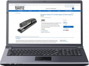 ENAVATE B2B Customer Connect eCommerce