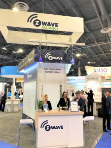 Z-Wave Pavilion, ISC West