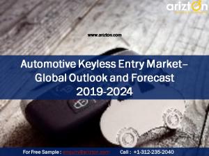 Automotive Keyless Entry Market Research Report 2024