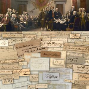 Declaration signers 2