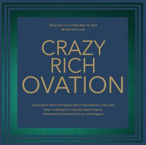 Crazy Rich Ovation