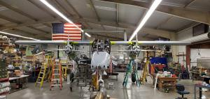 OV-10 Squadron Restoration