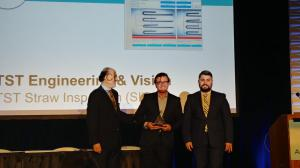 TST Engineering & Vision honored by Vision Systems Design 2019 Innovators Awards Program