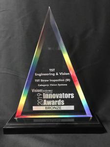 TST Engineering & Vision Award - Vision Systems Design 2019 Innovators Awards Program