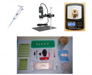 Cannabis-Hemp  Certified test kits, complete  mini lab