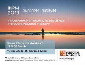 INPM Summer Institute