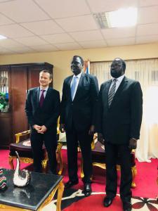 Sahara Energy, South Sudan Partnership 1