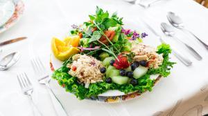 Spa Cuisine, Deerfield Health Retreat & Spa