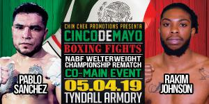Cinco de Mayo Co-main Event