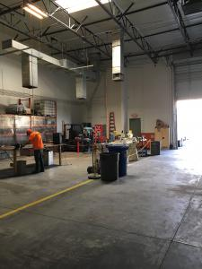 Pipe Welding and Structural Welding Facility in the Phoenix AZ area