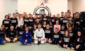 "BBJJ ""Kickboxing for a Cause"" Event"
