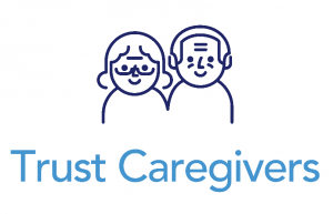Trust Caregivers Logo