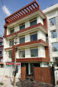 All rooms are air conditioned and with all amenities
