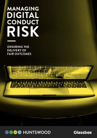 Managing Digital Conduct Risk