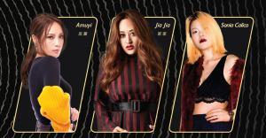 #MIDEM #TaiwanBeats #GCA Entertainment#Jia Jia#Amuyi#Sonia Calico