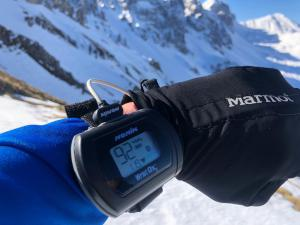 Data Streamed Live from Mount Everest