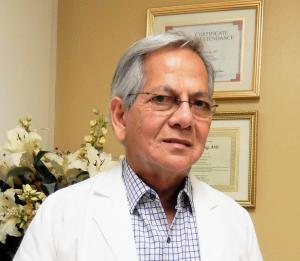 Dr Kenneth Rebong, medical doctor, California