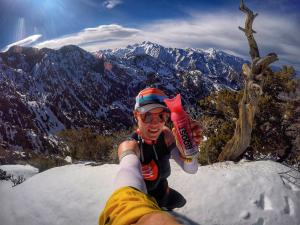 Boost Oxygen helps mountaineers and hikers summit mountains at-altitude