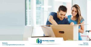 Helping Hands Family Movers have been in the moving industry for more than 10 years.