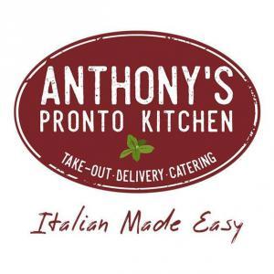 Anthony's Pronto Kitchen Logo - Italian Takeout & Delivery