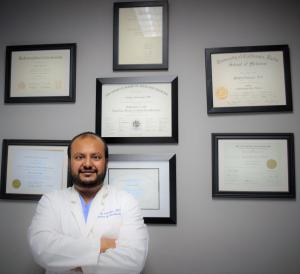 Dr Sanjoy Banerjee, California, Pain Management