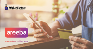 areeba partners with Wallet Factory to acquire a mobile payment service in the Middle East