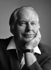L. Ron Hubbard photo
