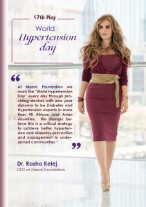Message from Dr. Rasha Kelej, CEO of Merck Foundation