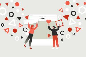 Say hello to nest's new look