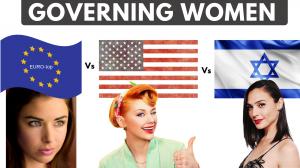 GOVERNING WOMEN - Don Karl Juravin review (JURAVIN RESEARCH)