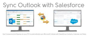 Sync Outlook with Salesforce