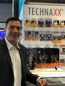Pascal Pekcan, CEO Technaxx