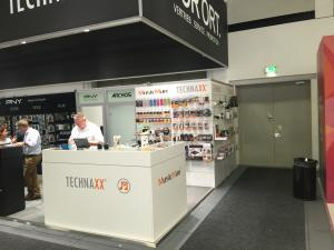 Technaxx Booth